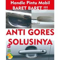 Stiker Anti Gores Anti Lecet, Pelindung Gagang, Handle Protector MOBIL