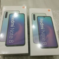 Xiaomi Redmi Note 8 4/64 Garansi Resmi