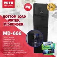 Mito Dispenser MD 666 Galon Bawah