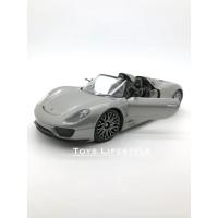 Welly Diecast - Porsche 918 Spyder
