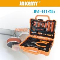 Jakemy Obeng 47 in 1 Precision Screwdriver Repair Tool Kit (JM-8146)