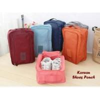 Monopoly Shoes Pouch Ver 3 / Tas Sendal Sepatu / Shoes Bag Organizer