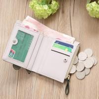 Dk011 Dompet Wanita Korea Emelee Wallet Kode 851