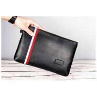 W11 Business Clutch Model Parma / Tas Tangan Handbag Dompet Pria Dan