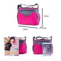 Ts51 Active Model Nylon Women Shoulder Bag / Tas Selempang Kode 424