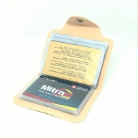 Dkk07 Card Holder Dompet Kartu Karakter Lucu Imut Mermaid Kode 593