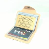Dkk02 Card Holder Dompet Kartu Karakter Lucu Imut Flamingo Kode 677