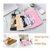 Pf15 Map Hand Up Cat A4 Stationery File Folder Kode 263