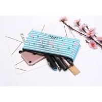 Tp0022 Tempat Pensil Sparking Flamingo / Tempat Kosmetik Kode 76