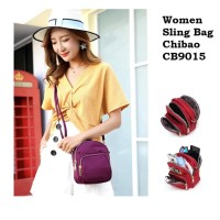 Tch02 Tas Wanita Selempang Import Chibao Cb9015 Kode 229