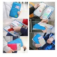 Korean Travel Id Holder / Dompet Pasport / Pasport Organizer Paspor