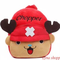 Tas Ransel Anak Karakter/Tas Anak Kecil/Tas Import/Tas Sekolah-CHOPPER