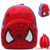 Tas Ransel Anak Anak Karakter/Tas Anak Kecil/Tas Import (SPIDERMAN)