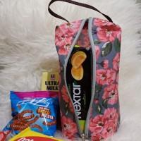Flowers Goodie Bag Souvenir Cantik Murah Tempat Snack Ulang Tahun