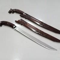 Golok sembelih pisau sembelih Baja Per 039