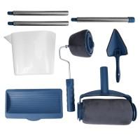 Alloet Kuas Cat Tembok Paint Runner Pro Roller - DY-526 Blue