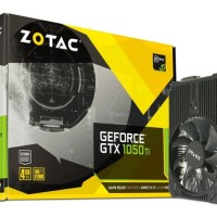 Zotac GTX Highest Type 1050 Ti 4GB DDR5 - Single Fan