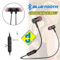HANDSFREE BLUETOOTH World Class MAGNET SPORT - EARPHONE BLUETOOTH MAGN