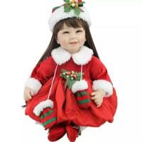 npk doll 55 cm / boneka reborn / boneka susan / reborn doll