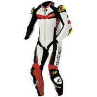 RSTAICHI Taichi NXL305 | GP-WRX R305 LEATHER Racing SUIT - Red