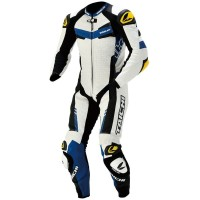 RSTAICHI Taichi NXL305 | GP-WRX R305 LEATHER Racing SUIT - Blue