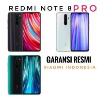 Xiaomi Redmi Note 8 PRO TAM Garansi Resmi Note8 Xiaomi