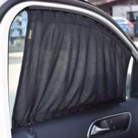 Pelindung Panas Tirai Tabir Surya Kaca Mobil Anti UV - 70S
