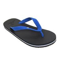 Sandal Panama / Sendal Jepit Pria Black Navy / Sandal Pantai