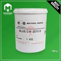 Pigment Pasta Untuk Resin UNIPOL / Pewarna Resin 1 Kg - Blue CW 2575 D