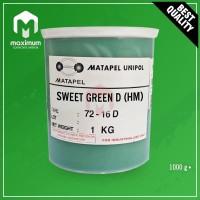 Pigment Pasta Untuk Resin UNIPOL / Pewarna Resin 1 Kg - Sweet Green D