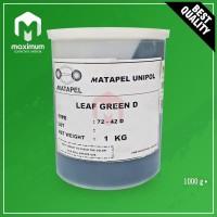 Pigment Pasta Untuk Resin UNIPOL / Pewarna Resin 1 Kg - Leaf Green D