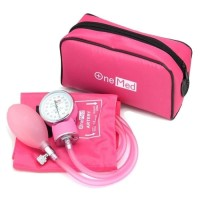 Tensi Aneroid Clock 200 Pink OneMed