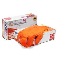 Sarung Tangan Nitrile Orange box isi 100pcs