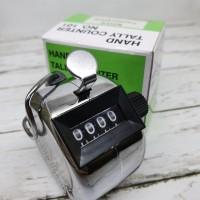 Novus Hand Counter 101 - 4 Digit Alat Hitung Manual / Tasbih Counter