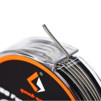 Kawat Geek Vape N80 Fused Clapton Wire Nichrome by ZS