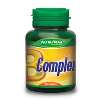 nutrimax b complex 30