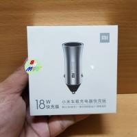 Car Charger Xiaomi Dual USB Original 100% Mi Car Charger Metal ORI