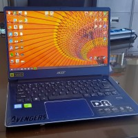 Laptop Acer day SWIFT 3 INTEL OPTANE 32GB RAM 8GB - i3