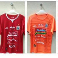 Jersey Persija Warna Merah / Home Liga 1 2019 Grade Ori