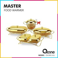 GOLD FOOD WARMER Oxone ox-84G All Product [Exclusive]