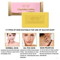 Sabun Gatal Yiganejing Sulfur Natural Kontrol Minyak Anti Bakteri