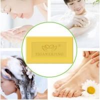 Sabun Gatal Yiganerjing Sulfur Natural Kontrol Minyak Anti Bakteri