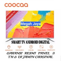 Coocaa LED 40 inch Smart Android TV 40S5G