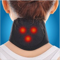 Alat Terapi Leher Magnetic Tourmaline Therapy Neck Massage Magnet