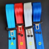 Custom Color Seat Belt