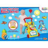 Bebe Smart Basic Summer Mini Walker Bayi 6m+