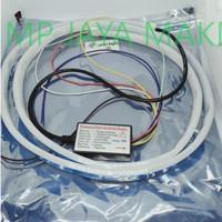 Tail Box Lamp LED Lampu Bagasi 1.2 Meter RGB 12V