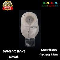 Kantong Kolostomi Bayi/ Nova Dansac Per Box