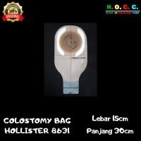 Colostomy Bag Kantong Kolostomi Hollister 8631
