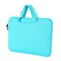 Tas Laptop Softcase Jinjing Foam Neoprene Macbook 11 12 inch - Black